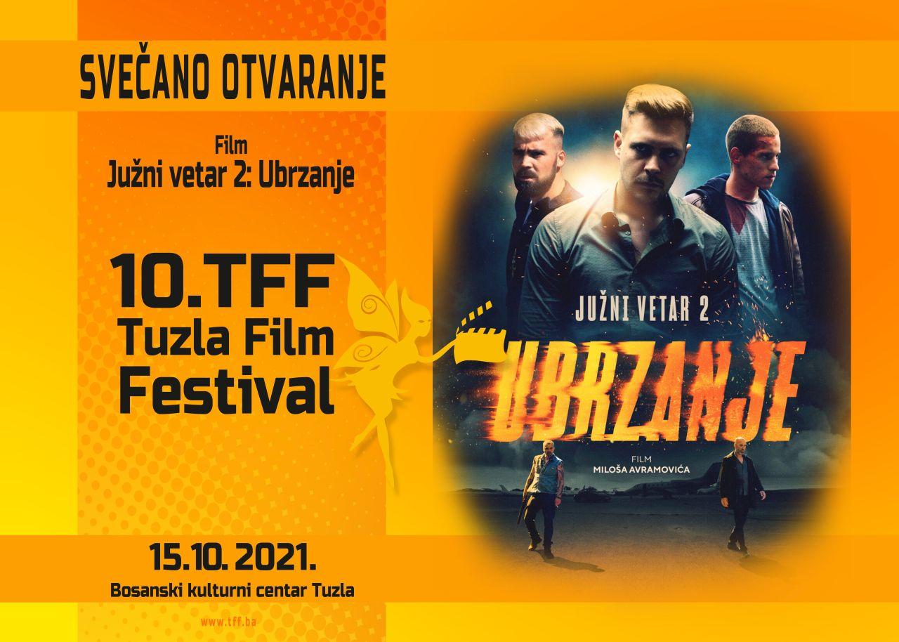 Program dugih filmova na 10. TFF